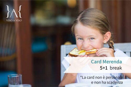 Card prepagata merenda