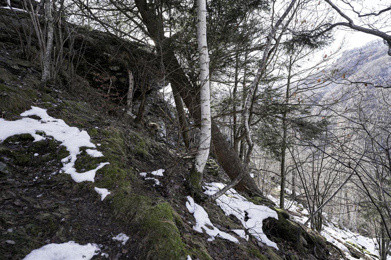 La montagna di Ostana